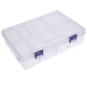 Double-Layer-8-Grid-Transparent-Plastic-Storage-Box-Hardware-Tool-Box-L-amp-6