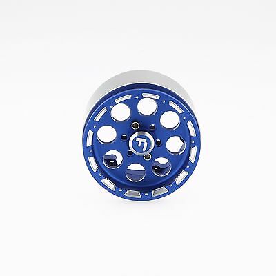 "ALIENTAC One 2.2/"" Alloy Beadlock Wheel Rim Wide 1.4/"" for RC Model #083X1"