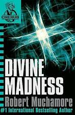 CHERUB 5: Divine Madness, By Robert Muchamore,in Used but Acceptable condition