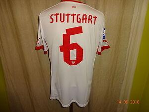 VfB-Stuttgart-Puma-B-Junioren-Matchworn-Trikot-12-13-034-Mercedes-Bank-034-Nr-6-Gr-L