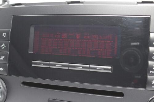 Original Mercedes Audio 20 CD MF2750 MP3 AUX-IN CD-R W906 Sprinter NCV3 Radio