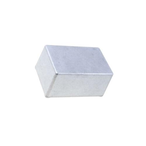 G 0472 Gehäuse 80mm Y universell X 120,5mm Z 59,2mm Aluminium GAINTA