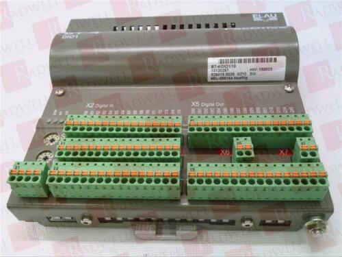 USED TESTED CLEANED BT4DIO110 SCHNEIDER ELECTRIC BT-4//DIO1//10