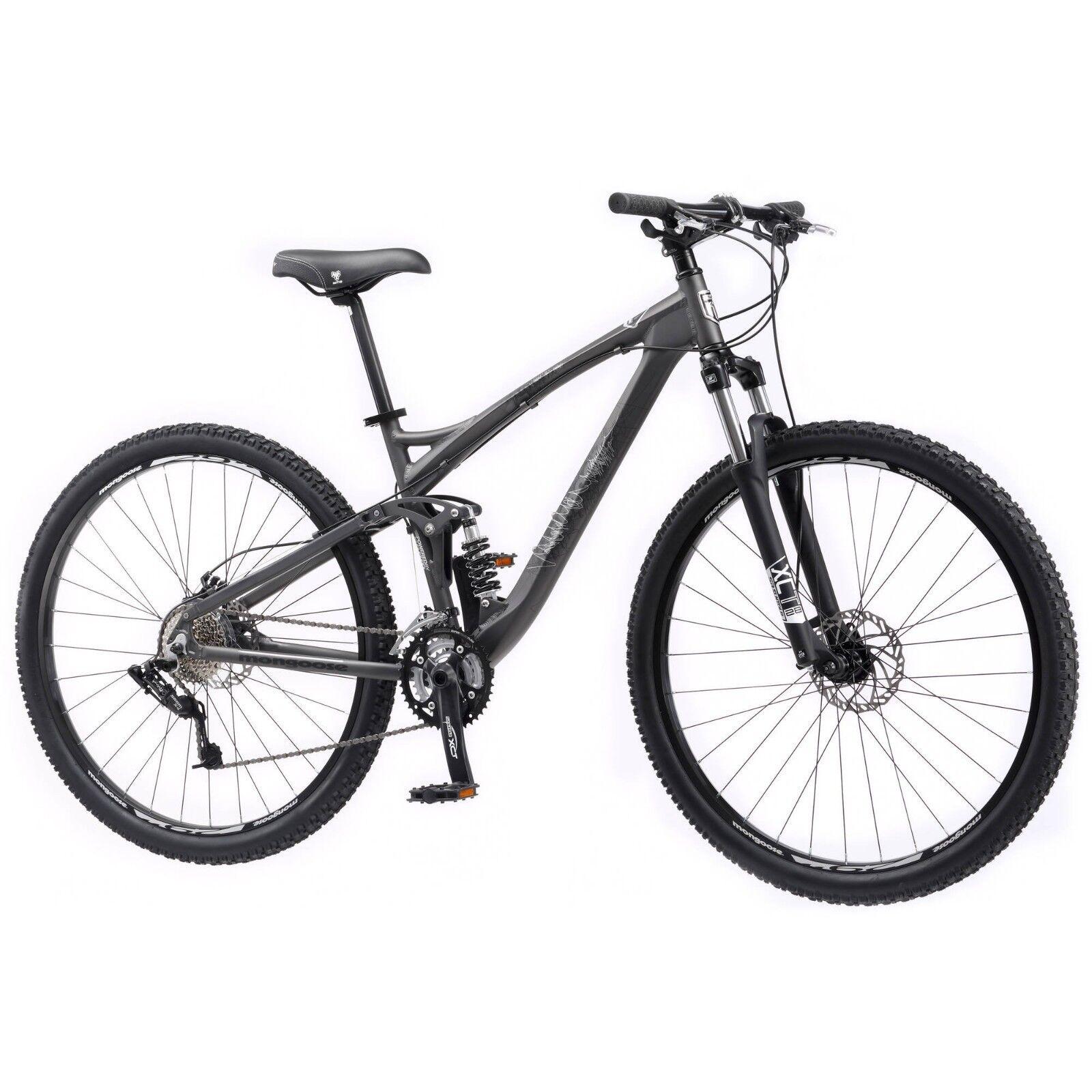 Mountain Bike For Men 29 Inch Pro Disc Brake Aluminum Frame 24 Speed Lightweight