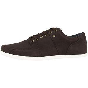 Scuro Waxed Sde Uomo Shoes Marrone Sh Suede Boxfresh Uomo E14791 Spencer Sneaker P8Eqxz