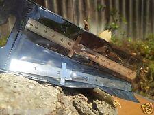 "2pc 6"" Ruler Set Stainless Steel Pocket Measuring SAE & Metric W/ Clip"