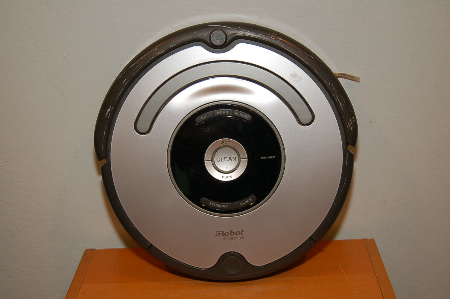 IRobot Roomba 655 Robot Vacuum Cleaning System Vacuum Only