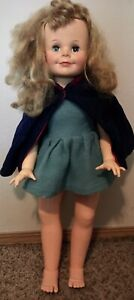 Vintage-28-Miss-Ideal-Ideal-Toy-Corp-Sp-30-s-Fully-Jointed-With-Sleepy-Eyes