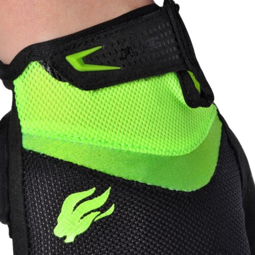 Outdoor Full Finger Gel Touch Screen Cycling Gloves Off Road Dirt Mountain Bike