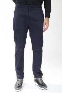 100% Vrai Pantaloni Daniele Alessandrini Jeans Trouser Uomo Blu P2874n5613307 23 Produire Un Effet Vers Une Vision Claire