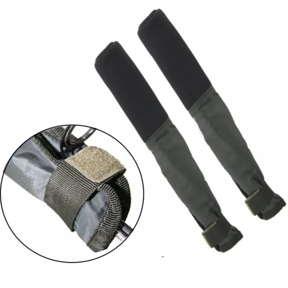 NGT Carp Fishing  Rod Tip & Butt Predectors Neoprene Green 1,2,3,4,5,6,7,8 Pairs  affordable