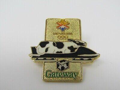 2002 Salt Lake City Olympic Gateway Computer Pins