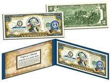 NORTHERN MARIANA ISLANDS Statehood $2 Two-Dollar Colorized US Bill -Legal Tender
