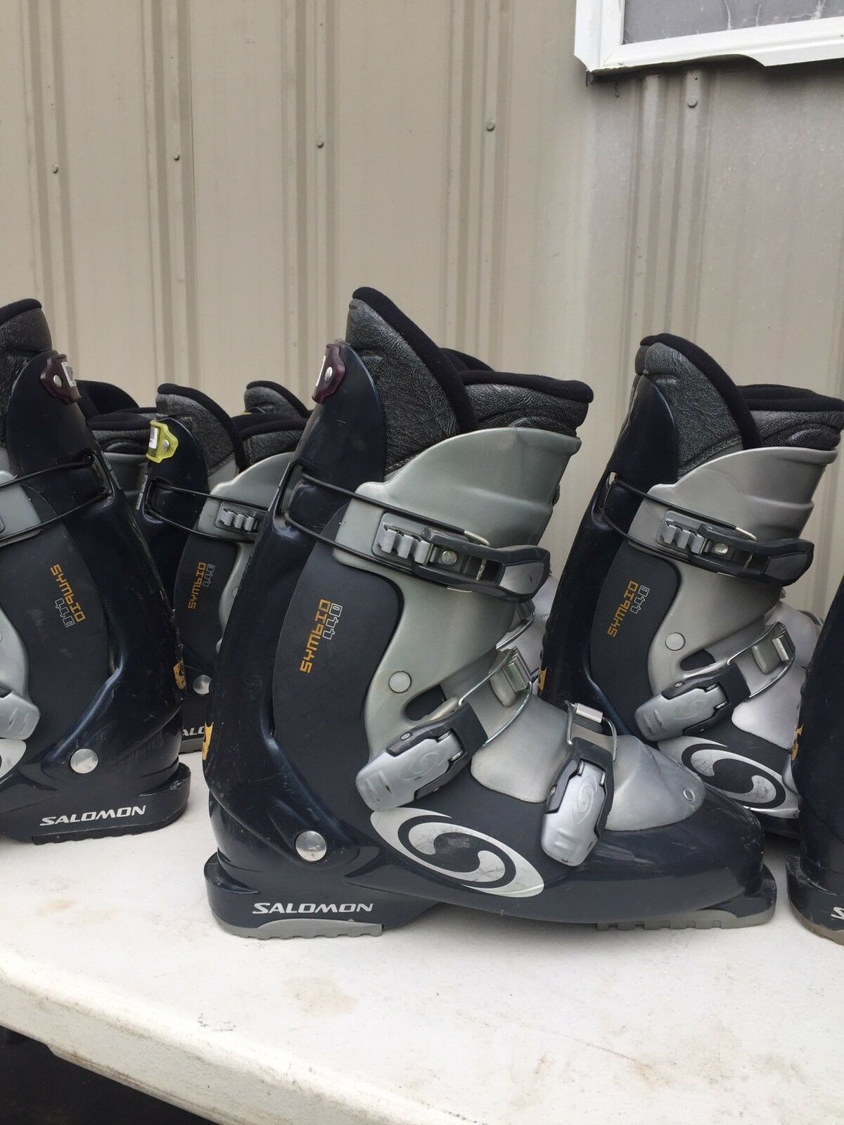 Salomon Symbio 440 Ski Boots  Geat Deal   GREAT CONDITION