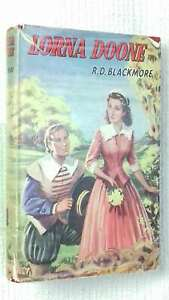 Lorna-Doone-Regent-Classics-by-Blackmore-R-D-Hardcover-Acceptable