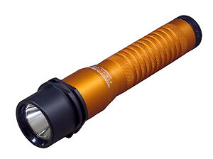 Streamlight 74347 Strion LED Anodized Orange Kit Flashlight AC/DC