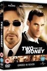 Two for The Money 5050582431049 With Rene Russo DVD Region 2