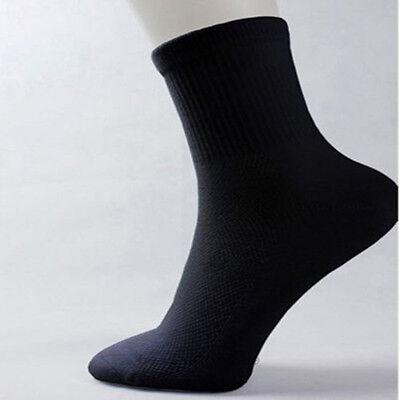 5 Pairs Men's Warm Socks/Winter Thermal Casual Soft Cotton Sport Sock