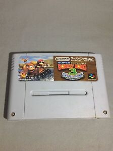 40026-Super-Donkey-Kong-3-Nazo-no-Krems-Shima-Nintendo-Super-Famicom-SFC-SNES