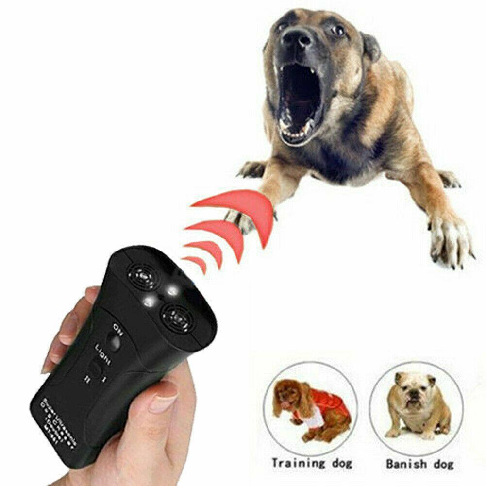 Ultrasonic Dog Training Remote Control  Pet Supplies / Dogs Train New 8