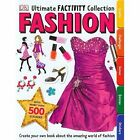 Ultimate Factivity Collection Fashion by DK (Paperback, 2014)