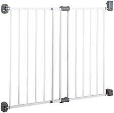 roba Tür Treppen Schutzgitter Easy Step barrierefrei Metall 60-97 cm