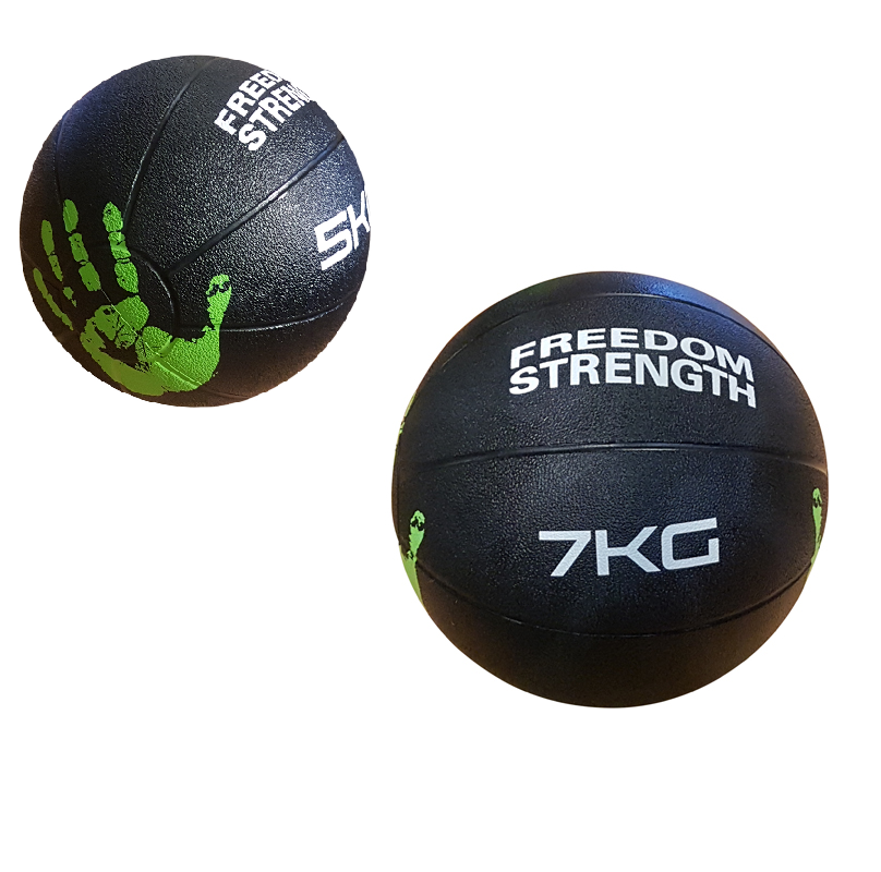 Rubber Medicine Ball 1kg-10kg, crossfit, fitness, plyometrics, studio, core