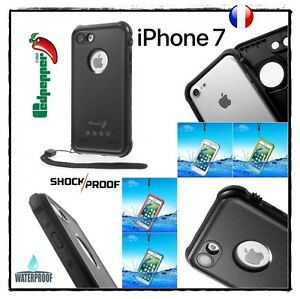 coque shockproof iphone 7