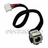 Toshiba C675-s7133 C675-s7200 C675-s7308 Ac Dc Power Jack Cable Harnnes Cj83