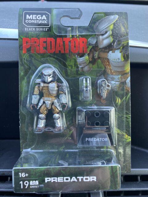 Mega Construx Wave 2 Black Series Predator