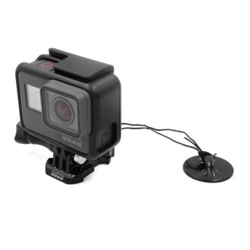 Adesivo sicura sicurezza Tether Anchor Mount per GoPro 7 6 5 SJCAM Action Cameras
