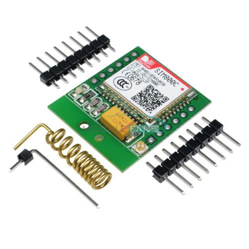 SIM800C GSM GPRS Microcontroller 51 STM32 Bluetooth High TTS Replace  SIM800L
