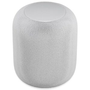 Apple-HomePod-Streaming-Lautsprecher-WLAN-Bluetooth-AirPlay2-Siri-Weiss