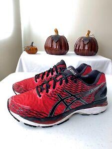 Asics-GEL-Nimbus-18-Men-039-s-Running-Shoes-Size-8