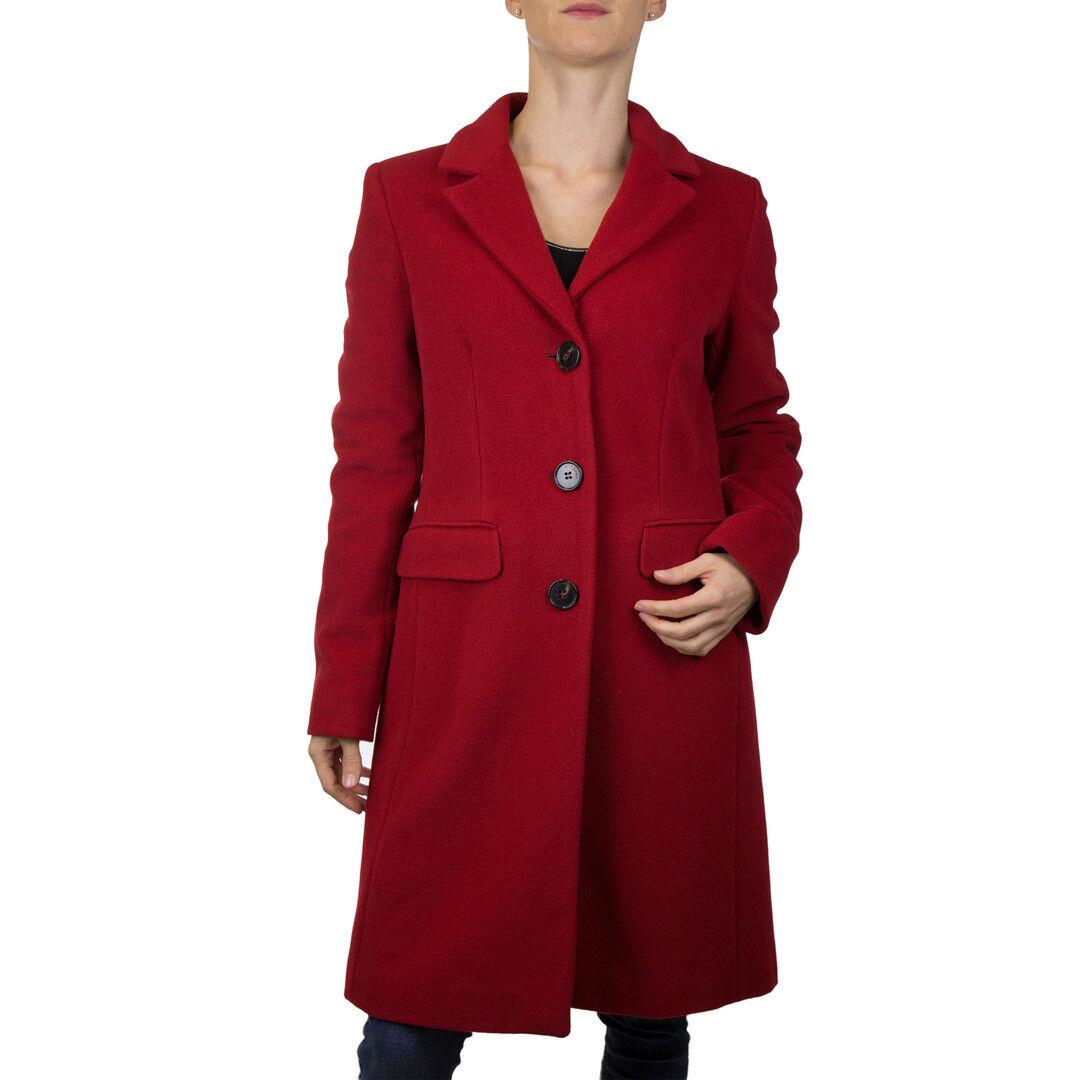 Marella Ira Cappotto Giaccone women Col red tg varie   -42 % OCCASIONE