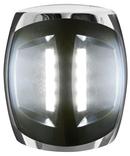 Navigationslampe Sphera III Inox 225° Buglicht Positionslicht Navigationslicht