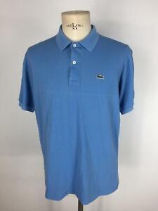 LACOSTE-Maglia-Maniche-Corte-Polo-T-Shirt-Tg-5-Uomo-Man