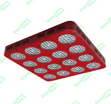 1000W LED GREEN LAMP Grow Panel Hydroponic Grow Lamp Light Board 3W LED