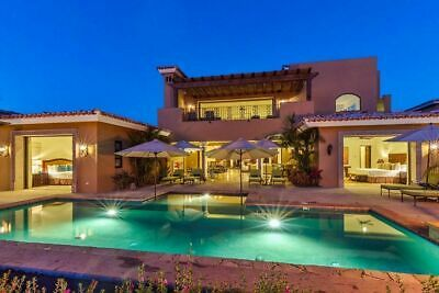 For Sale Amazing Golf Villa in Cabo San Lucas, Baja California Sur