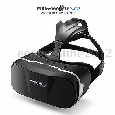 BlitzWolf BW-VR3 VR BOX OCCHIALI REALTA' VIRTUALE 3D VIDEO Per 3.5-6.3'' Phone Y