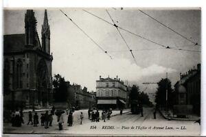 6624-CPA-Frankreich-Champagne-Ardenne-gt-Marne-51-Reims-Postcard