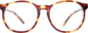 NEUF-VUARNET-FRANCE-2409-marron-rond-retro-Monture-lunettes-Optics-Hommes-de-vue