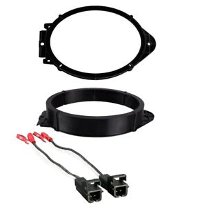 """Metra 82-3004 2014 6X9/"""" Speaker Adapter for Select GM Trucks Speaker Harness"""