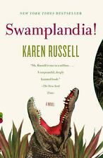 Swamplandia! by Karen Russell (2011,TradePaperback) 13 YR.OLD TO SAVE FAMILY!