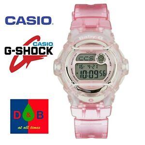Casio-Female-Baby-G-BG-169R-4ER-World-Time-Telememo-Digital-Watch-RRP-64-DEAL