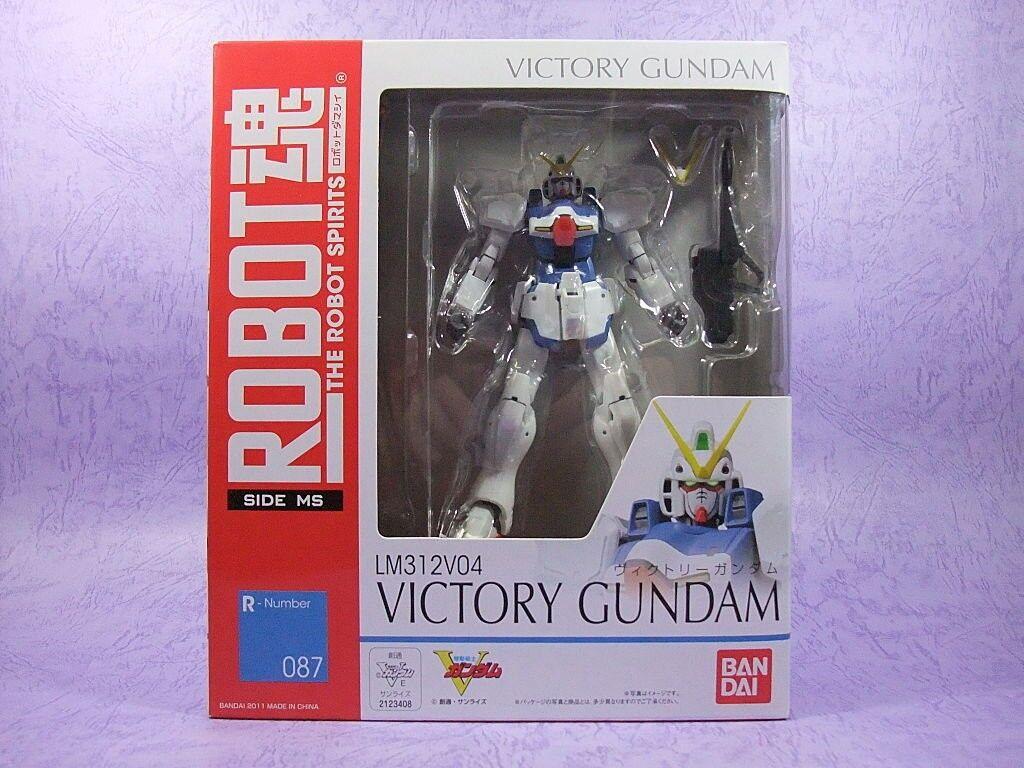 Robot Spirits Damashii Mobile Suit Gundam Victory