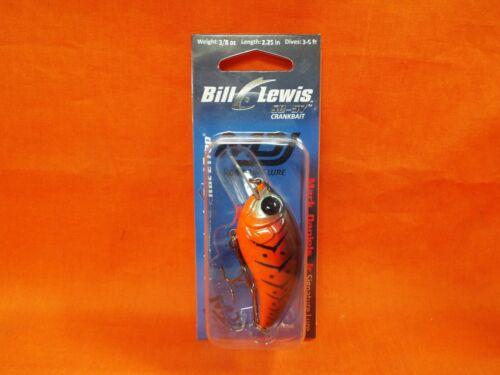 3//8 oz 2.25in SB692 STRAWBERRY CRAW BILL LEWIS SB-57 CRANKBAIT