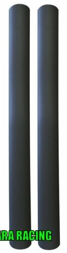 CORA 000120472 Coppia Paracolpi adesivi neri salvaparaurti e fiancate 49x3,2 cm