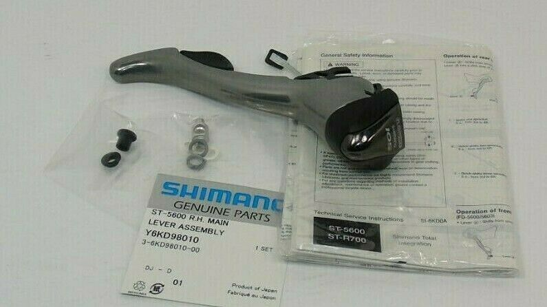 Genuine Nos Shimano 105 Replacement STI Lever, Right 10 Speed, ST-5600,Brand New