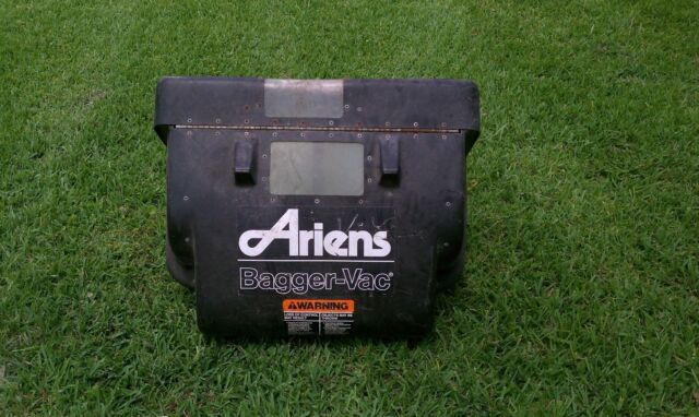 Ariens 827026 2 Bucket Bagger System For 28 32 Rear Bagger For Sale Online Ebay
